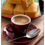 Espresso Corn-Bread
