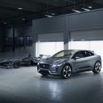 Jaguar Ipace and IType