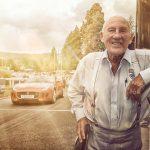 Sir Stirling Moss, Jaguar F-Type