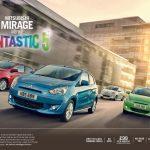 Mitsubishi 2014 ads