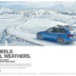 BMW XDrive 2014 press ad