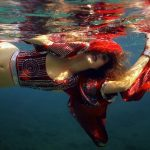 little-red-riding-hood-air-port-biennale-essaouira-peter-de-mulder-underwater-photography-3-mar-16