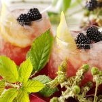 blackberry cocktails, cocktails, drinks