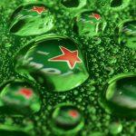 Heineken Branding – Droplets