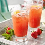 orange-and-strawberry-drinks