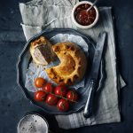 pork-pie-and-tomatoes