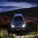 Coast to Coast Scotland for Mercedes UK