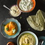 dips and humus