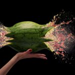 watermelon-hand