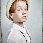 Portrait for The Redhead Project