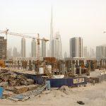 Burj building site2