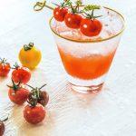tomato shrub cocktail