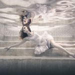 London based photographer, Mark Mawson, creates beautiful, evocative, sexy and peaceful images underwater