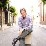 Portraits of Peter Walsh – owner – Manika Jewelry