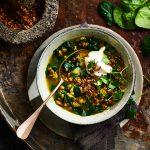 lassie-recept362-mungbonensoep-spinazie