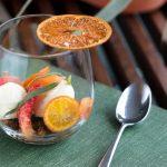 Citrus Ricotta Dessert