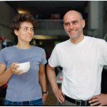 Sandra Wheeler and Alfred Zollinger
