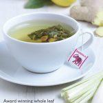 Kandula Tea Harpers Bazaar Advertisement OL Artwork 2013
