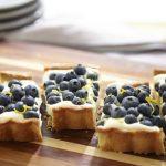 blueberry-tart