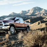 Ram Truck Power Wagon on location with Dennis Outlaw of Union Adworks