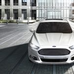 Ford Fusion launch with Gary Wise of Team Detroit.