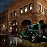 Jeep Wrangler Power Within ad campaign with Albert Loera of Global Hue