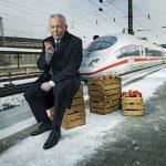 Rüdiger Grube – CEO Deutsche Bahn AG