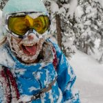 Cody Townsend in the Wyoming backcountry