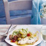 delicious-mar16-nathanoutlaw-fish-25550-megrimsolewithgrapesroastgarlicandpotatopuree