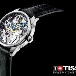 Tissot Squellete Watch