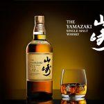 Packshot Bouteille Whisky Japonais Yamazaki