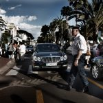 Maybach in Cannes 2011